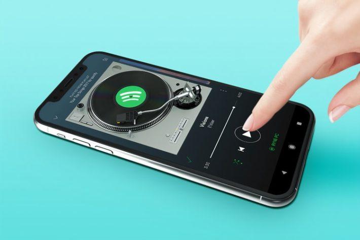 アプリを使って曲のコードを特定する