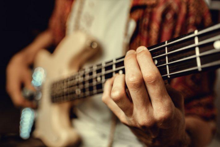 リズム楽器の単音を聴き取る