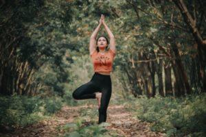 複式呼吸を習得する