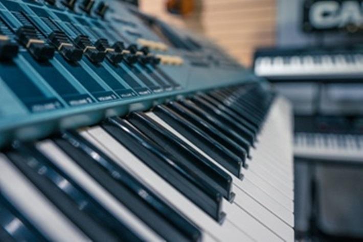 midiキーボードの使い方4ステップ