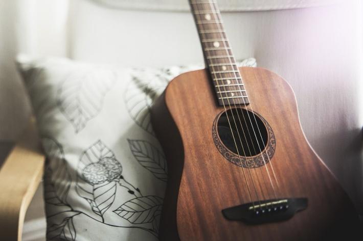 ギター特有のおしゃれなコードを使っている