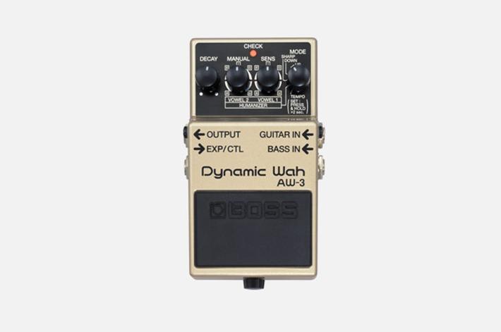 Dynamic Wah AW-3(BOSS )
